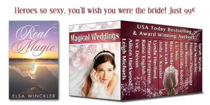 Magical weddings and Real Magic cover