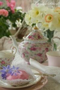 Tea with Elsa
