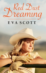 EVa Scott cover Red Dust Dreaming Cover