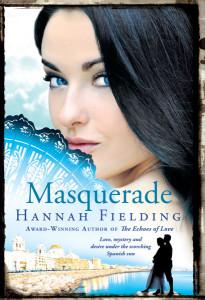 Hannah Fielding cover