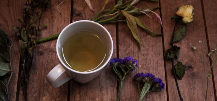 Herbal tea with Lisa Swinton