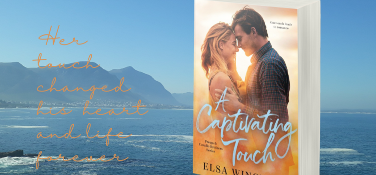 Release day for A captivating touch (Inkspell Publishing)